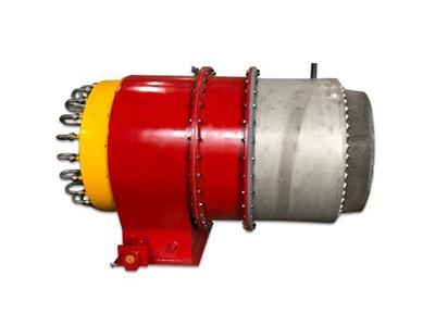 低压燃气燃烧器