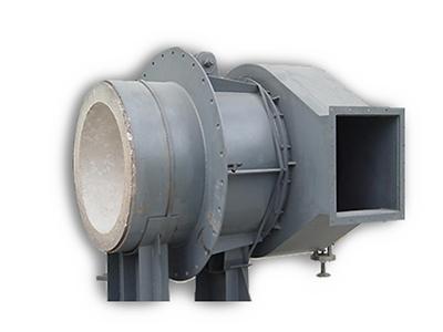 催化裂化装置CO焚烧炉高能高强燃气燃烧器